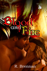 Blood and Fire Cover