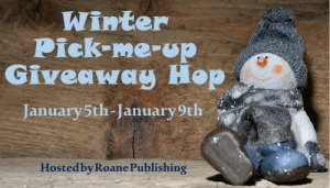 Winter Hop Button